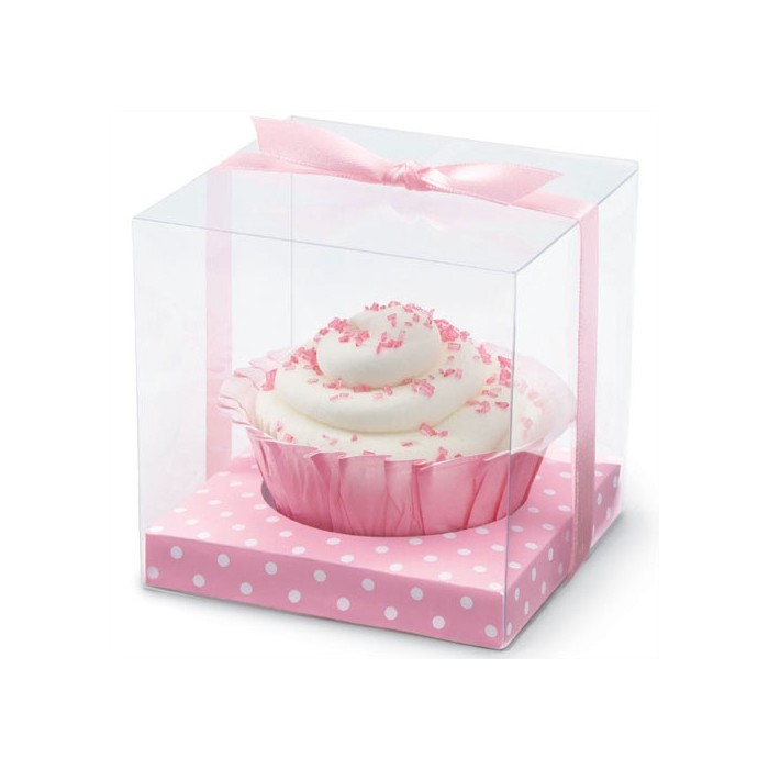 Caja cupcake individual Wilton