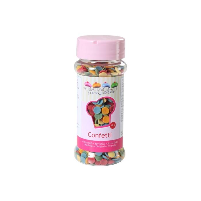 Mini Confetti de azúcar 60 g