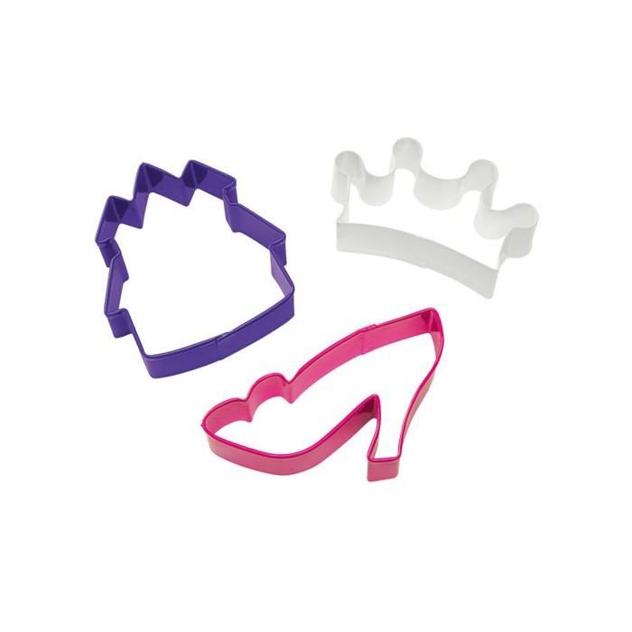 Cortadores princesa - Wilton