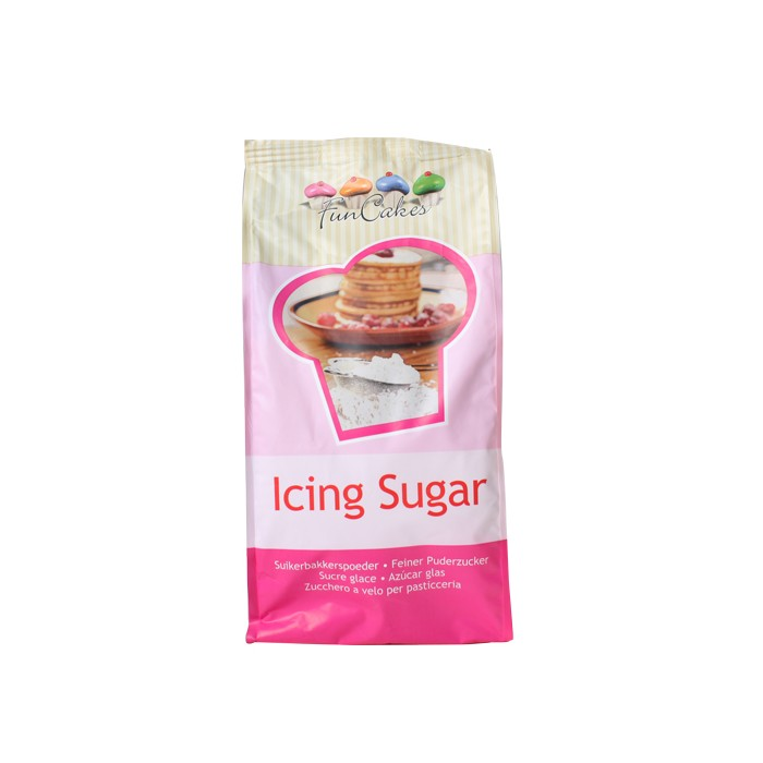 Icing sugar 1 Kg. - Funcakes
