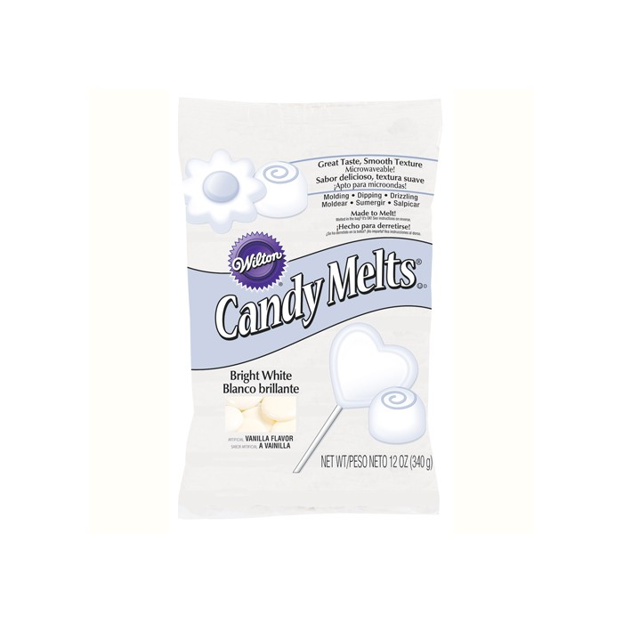 Candy Melts Blanco Brillante - Wilton