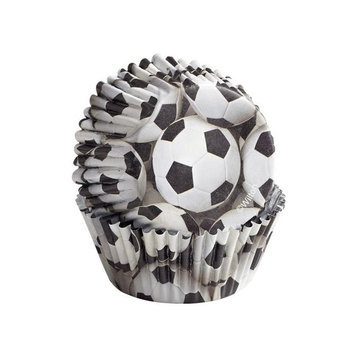 Cápsulas decoración fútbol