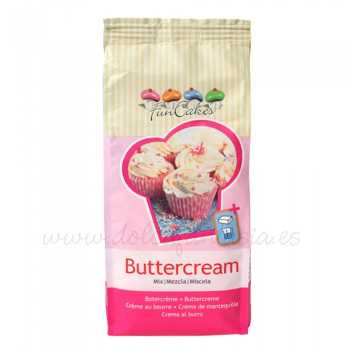 Preparado para buttercream 1 Kg. - Funcakes