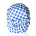Cápsulas vichy azul Gingham (50) - House of Marie