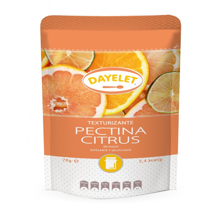 Pectina Citrus 70 g - Dayelet