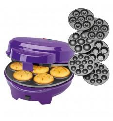 Máquina 3 en 1 Cupcakes, Donuts y Cakepops