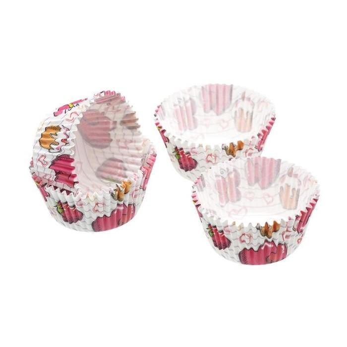 Cápsulas dibujos Cupcakes (60) - Wilton