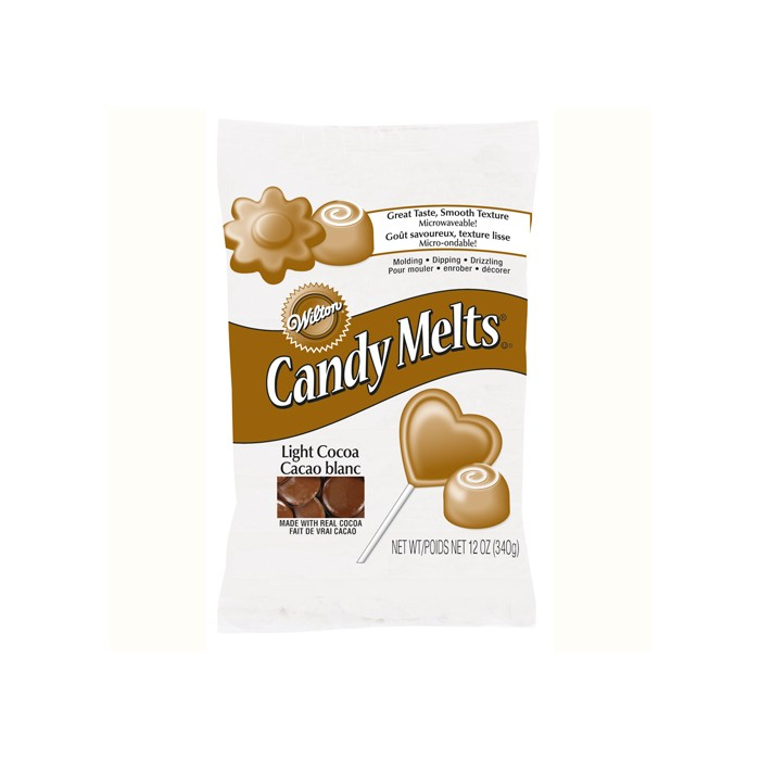 Candy Melts chocolate con leche - Wilton