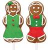 Bandeja galletas navideñas con palo - Wilton
