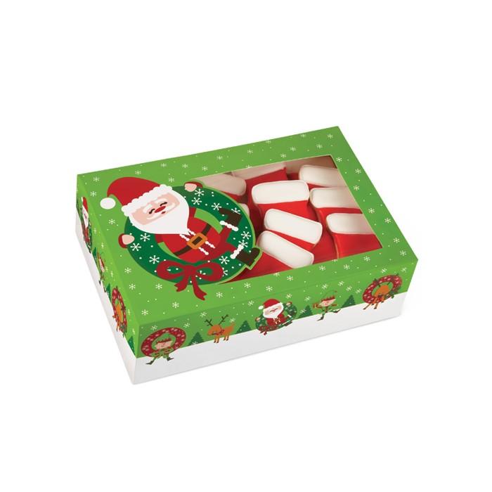 Cajas galletas navideñas, 2u. - Wilton