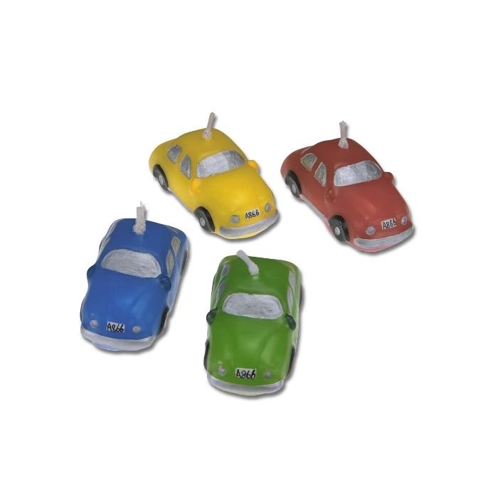 Velas coches