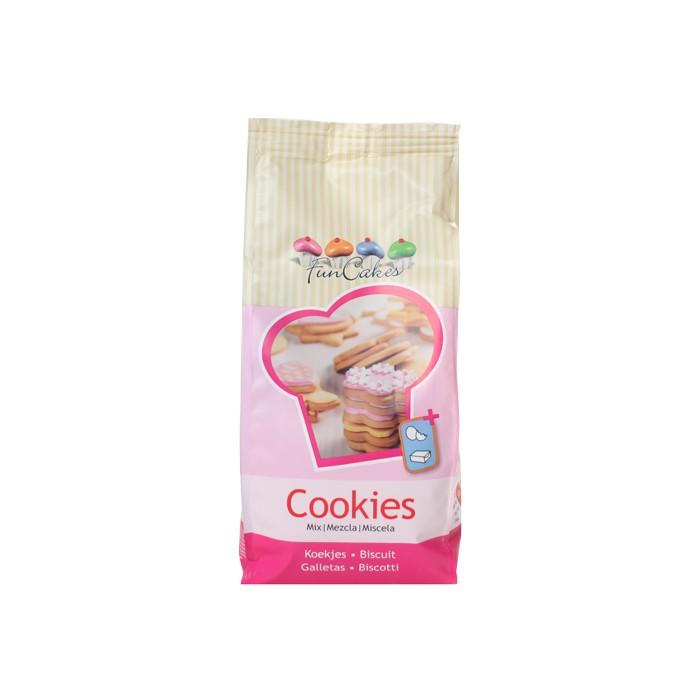 Preparado para galletas 1 kg - Funcakes