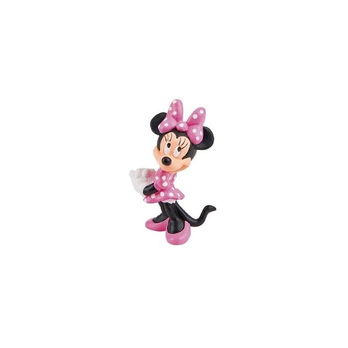 Figura Minnie enamorada