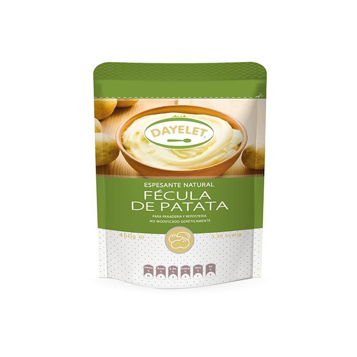 Fécula de Patata 450 g - Dayelet