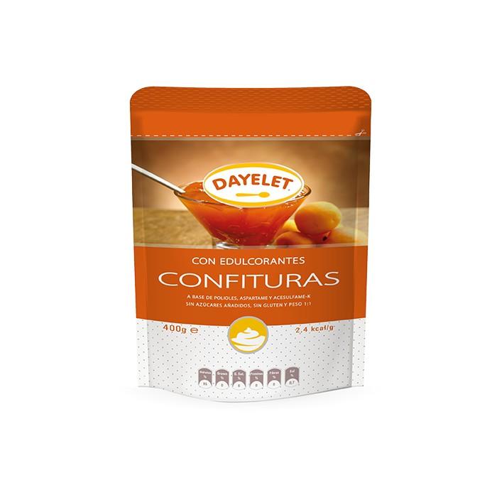 Edulcorante para confituras 100 grs - Dayelet