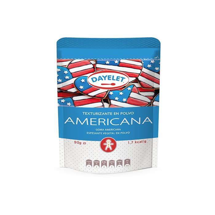 Goma Americana - Dayelet