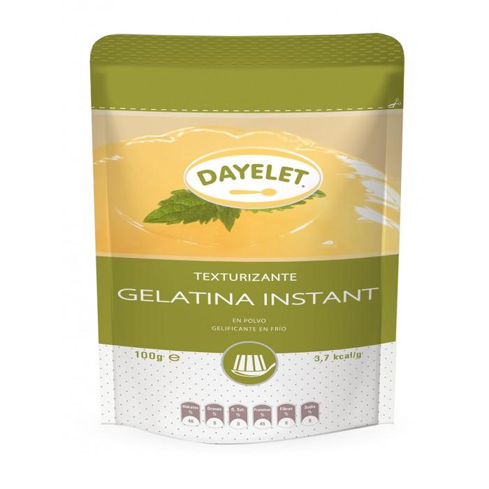 Gelatina Instant 100 g. - Dayelet
