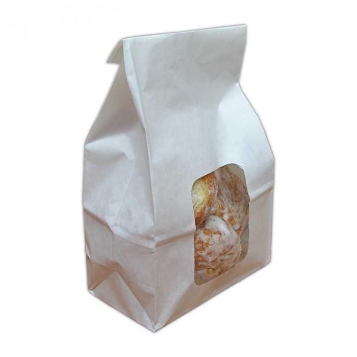 Bolsa para galletas antigrasa
