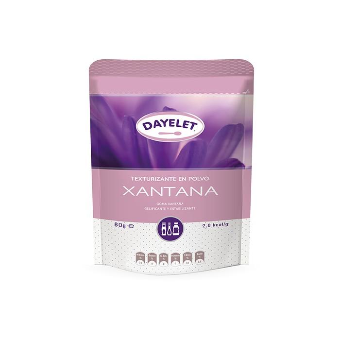 Texturizante en polvo Xantana - Dayelet