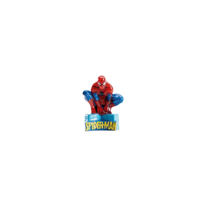 Vela Spiderman en 3D