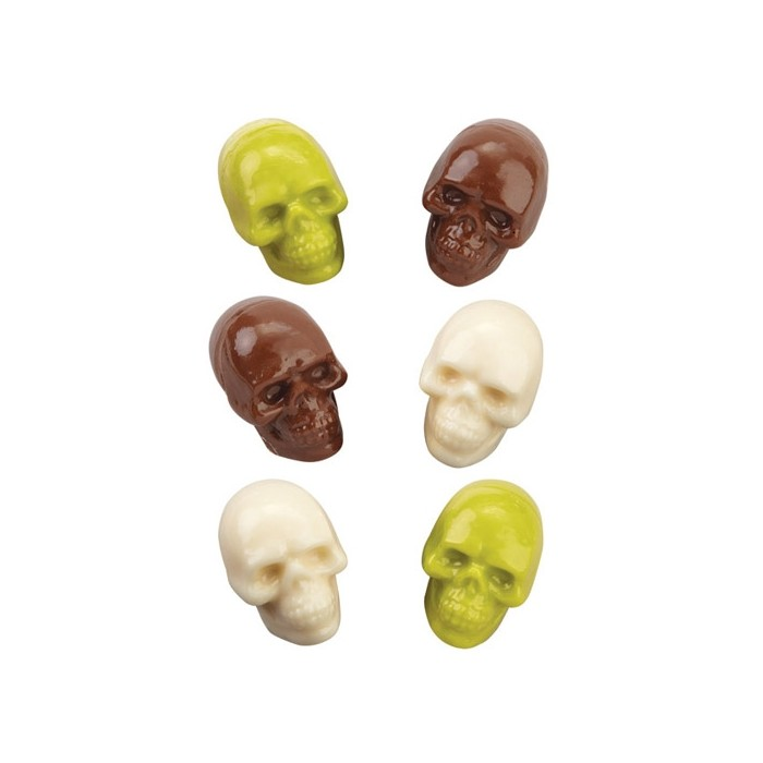 Molder Candy Melts Calaveras