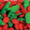 Sprinkles hojas y bayas de acebo - PME
