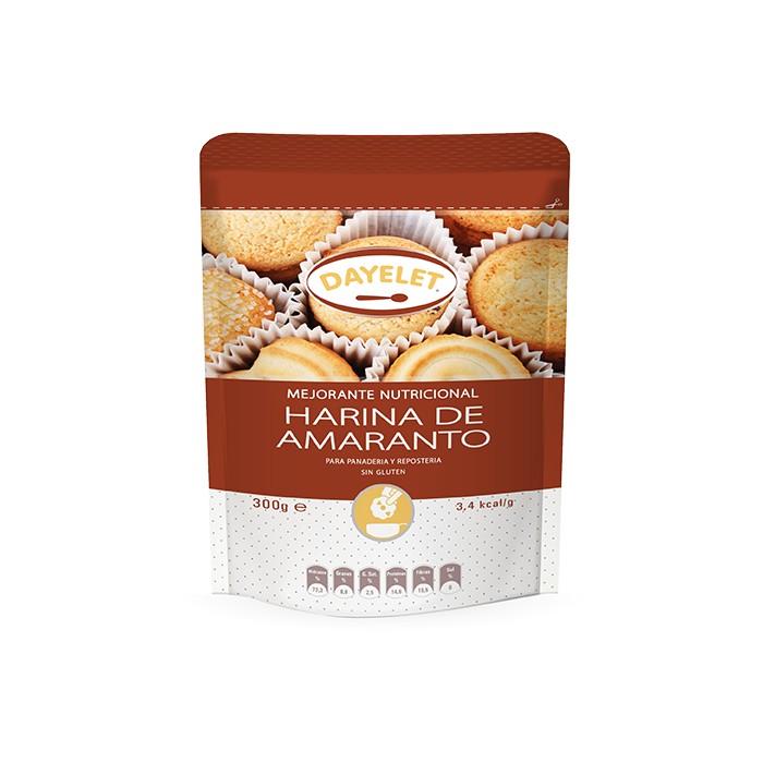 Harina de amaranto 300 g. - Dayelet