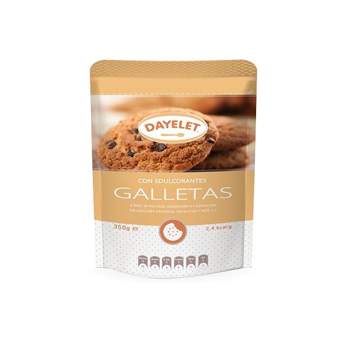 Edulcorante para galletas 350 grs - Dayelet