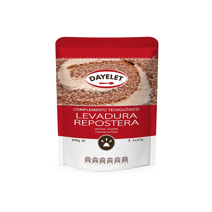Levadura repostera 300 g - Dayelet
