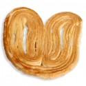 Palmera de hojaldre sin gluten - Forn Ricardera