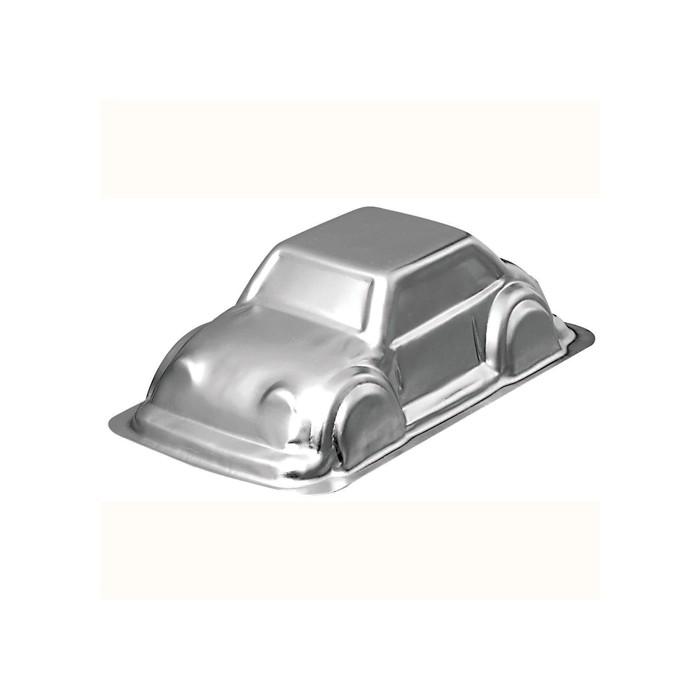 Molde coche 3d Wilton
