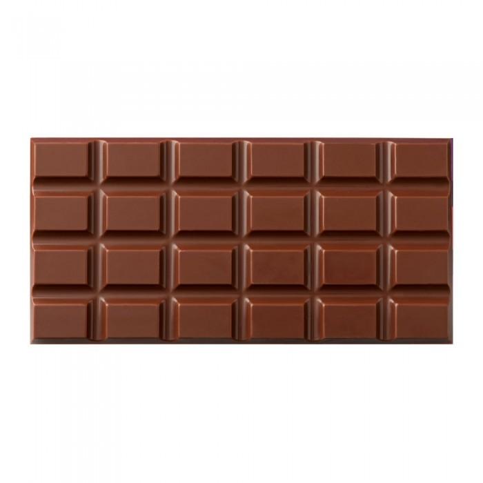 Chocolate con leche sin frutos secos TRES ONZAS
