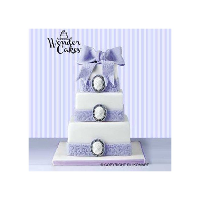 Moldes Wonder Cakes Silikomart