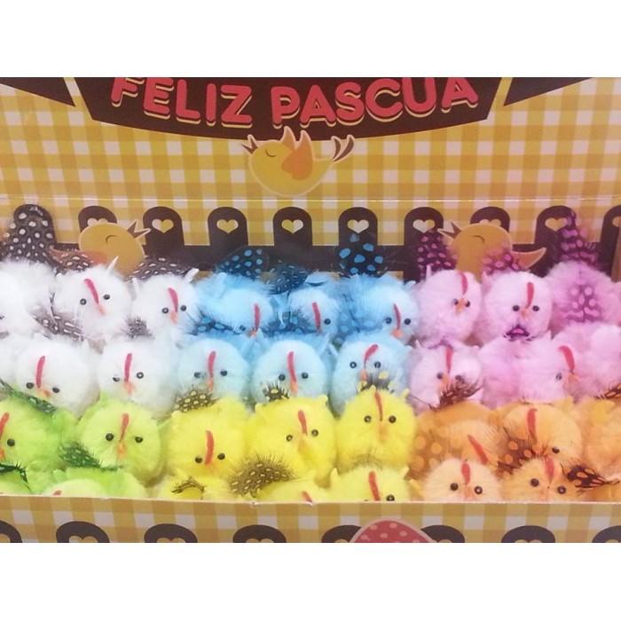 "Pollito Pascua ""Gallina presumida"""