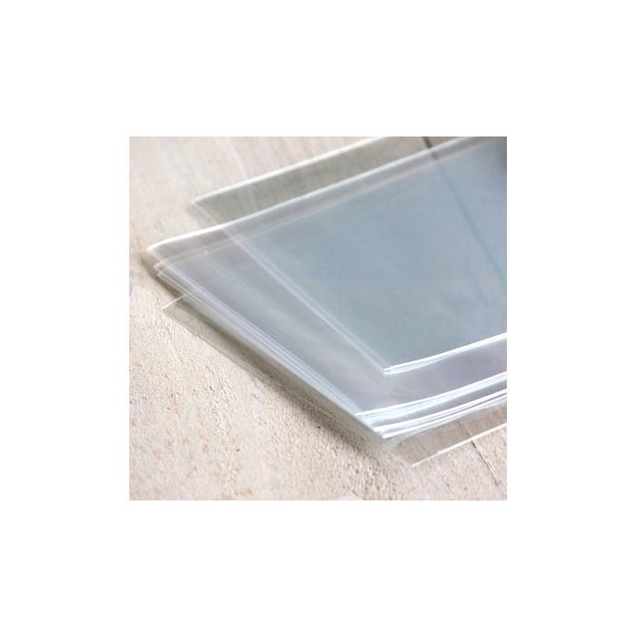 Pack 25 bolsas de celofán transparente 15x10