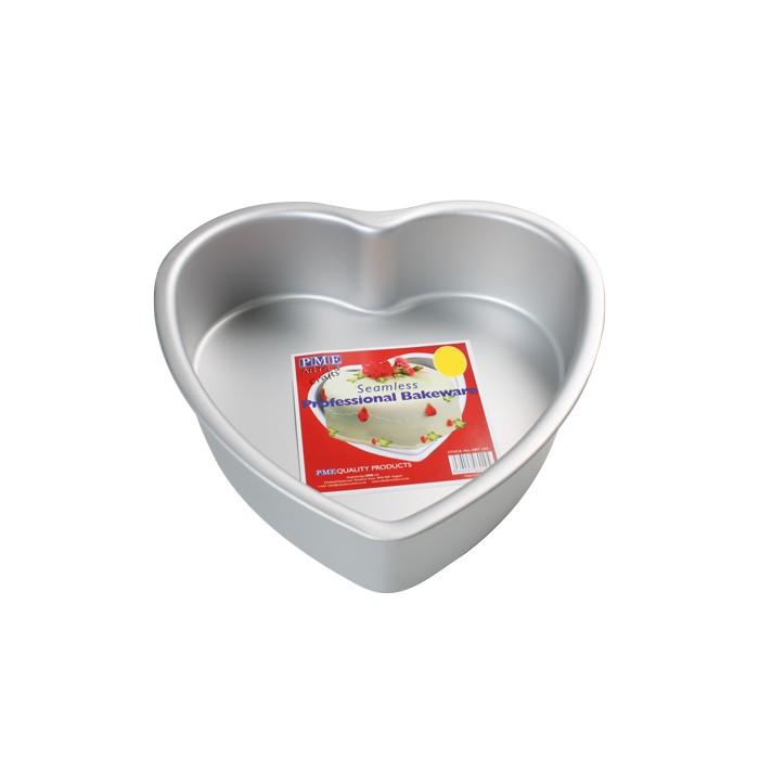 Molde corazon 20 x 7,5 cms - PME