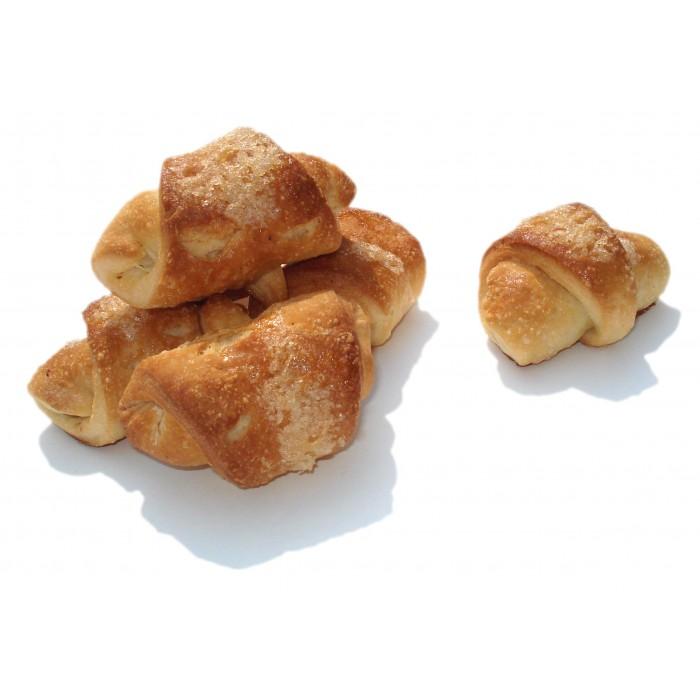 Croissants pequeños de chocolate sin gluten - Forn Ricardera