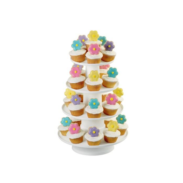 Torre para cupcakes o postres - Wilton