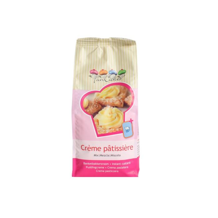 Mezcla de crema pastelera 1 Kg. - Funcakes