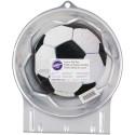 Molde balón de futbol - Wilton