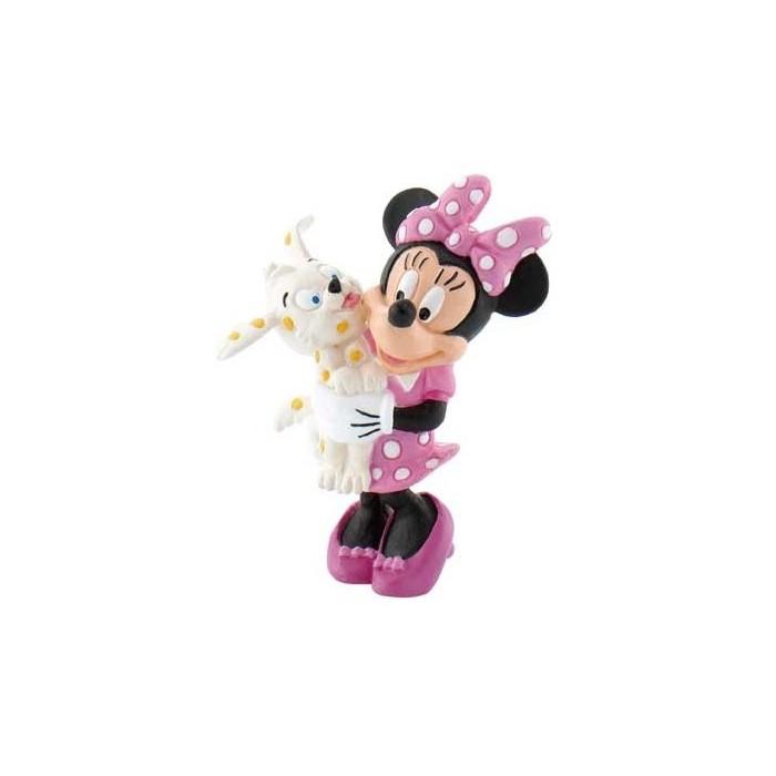 Figura Minnie perrito