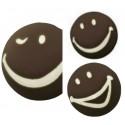 18 sonrisas de chocolate