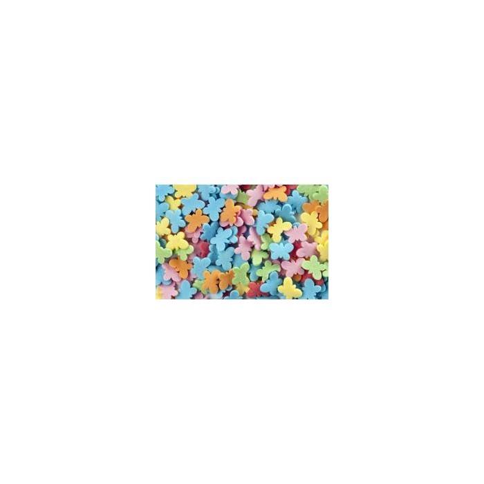"""Confetti de azúcar """"mariposas"""""""