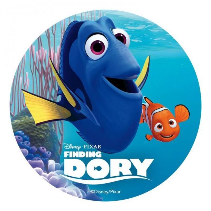 Oblea buscando a Dory
