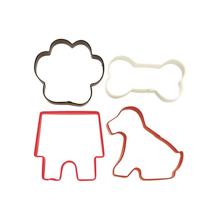 Set cortadores mascotas - Wilton