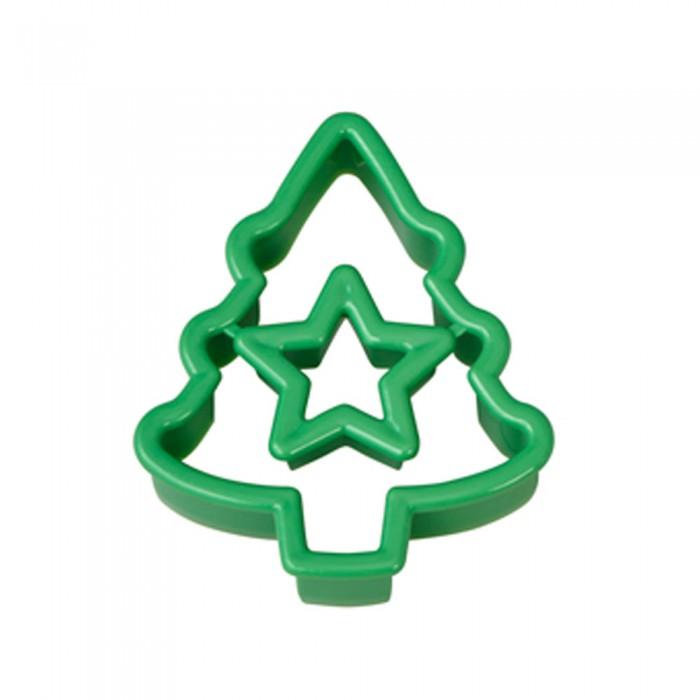 Cortador arbol de navidad - Wilton