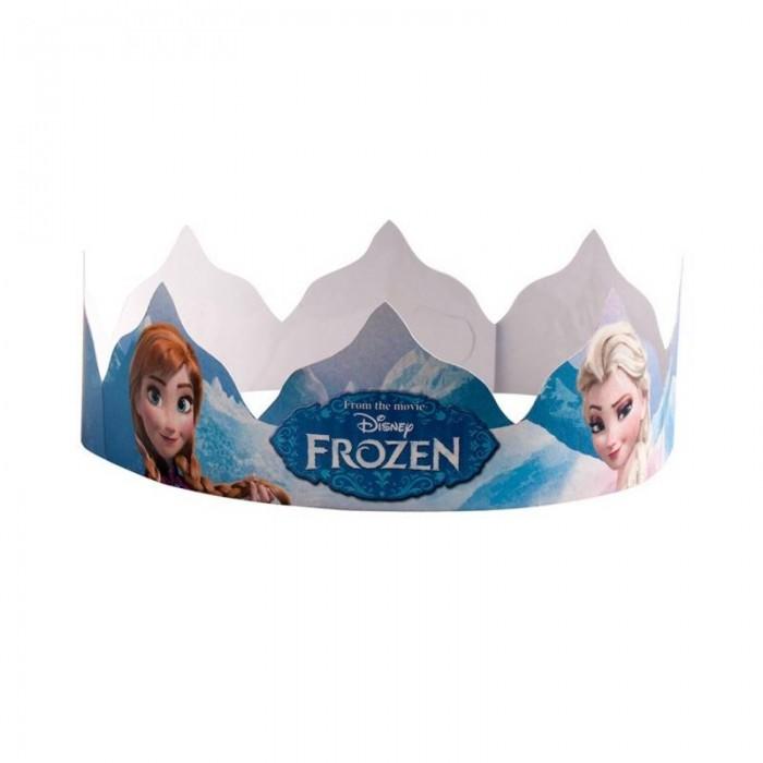 Corona Roscón de Reyes Frozen