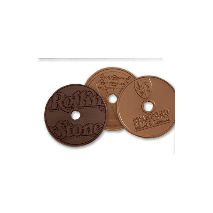Molde chocolate CD