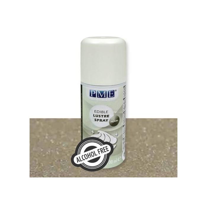 Spray Perla plateado- PME