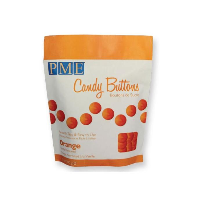 Candy Buttons Naranja PME